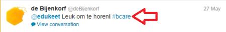 Hashtag bcare
